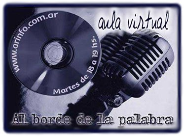Al borde de la palabra - Aula Virtual
