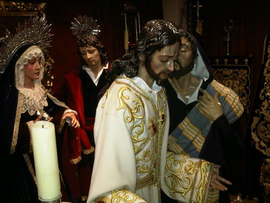 La Pasion - Pro Hdad. Ntro Padre Jesus de la Salud en el Beso de ...