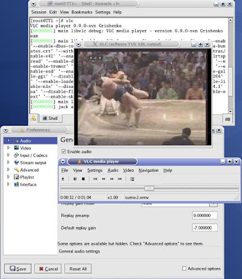 VLS video player