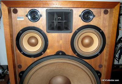 HiFi Collector: Speakers - Pioneer CS99A