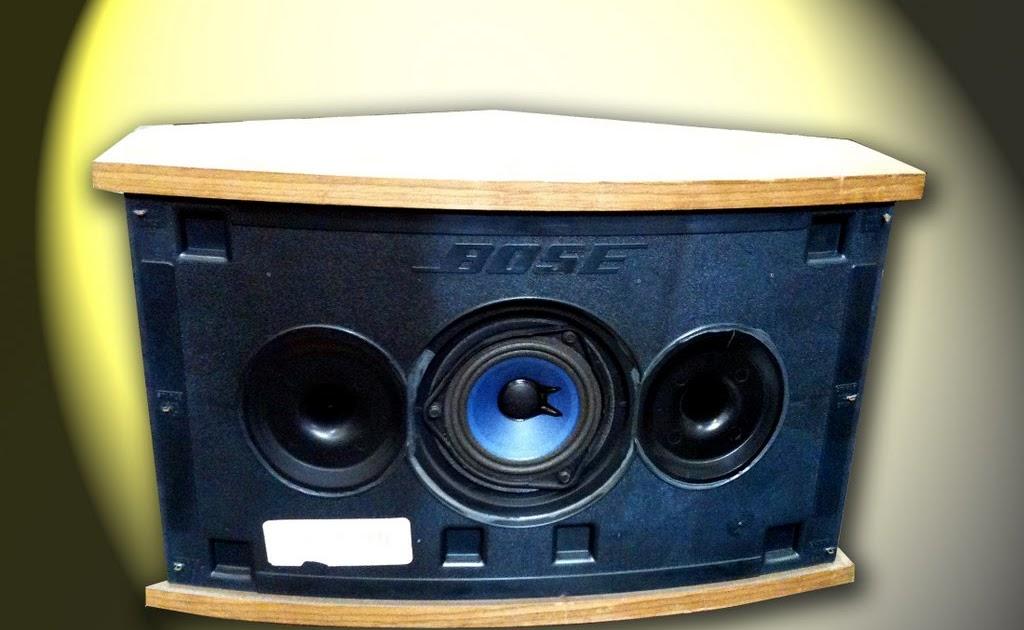 HiFi Collector: Speakers - BOSE 901 Series VI