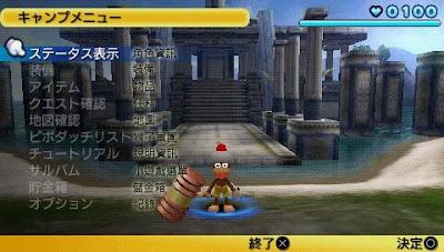 卡小小的遊戲天堂: PSP 嗶波猴戰記 評測