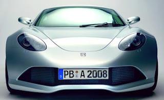 Artega 2009 GT
