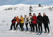 Trondheim Ski Trip