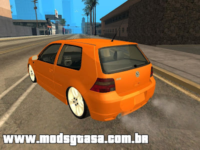 Vw Golf Elite R32 para GTA San Andreas