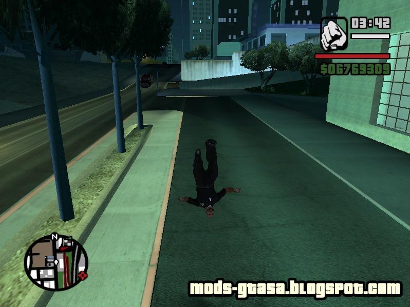 Pulo Matrix - Mods GTA San Andreas