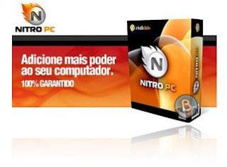 Nitro PC 2008 (Crackeado de Verdade)  Funcionando