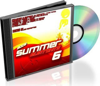 musicas cd summer electro hits 6