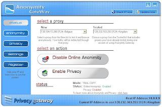 anonymity gateway