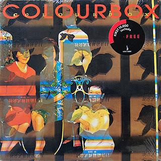 Music Is A Better Noise Colourbox Colourbox 1985