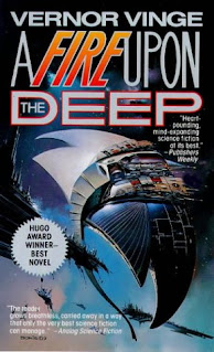 Cover for A Fire Upon the Deep by Vernor Vinge