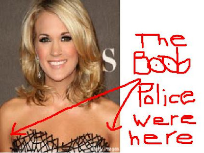 2df11bafcad29 HOLLYWOOD  Where HOT Comes To Die ®  What s Wrong With Carrie Underwood