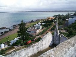 Vista de Punta del Este ...
