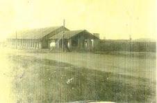 Primeira sede do Colégio Estadual José Feliciano Ferreira.