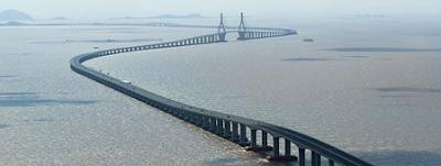 puente marítimo de la bahía de Hangzhou
