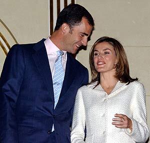 Principes de España