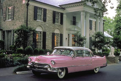 Graceland, la mansion de Elvis Presley