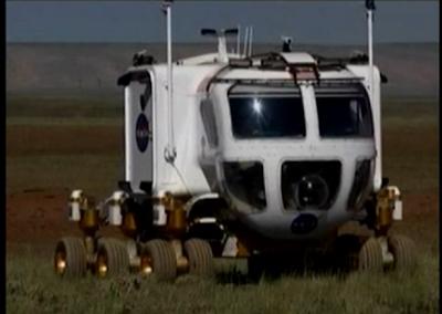 Vehículos espaciales de la NASA