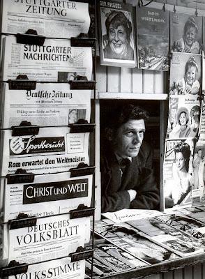 Kiosquero alemán