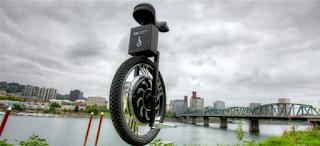 Monociclo con balance propio