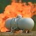 Explosión con efecto BLEVE