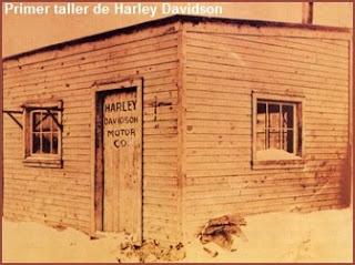 Taller de Harley Davidson