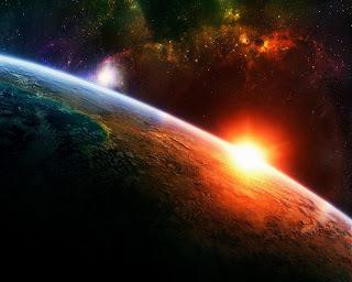 Por qué el Sol sale por el Este