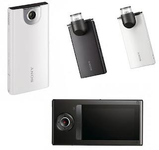 cámaras HD 3D de bolsillo