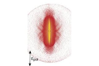 átomos con electrones
