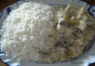 Pescado al curry (mareena joseph)