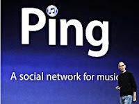Apple Buat Jejaring Sosial Baru: Ping