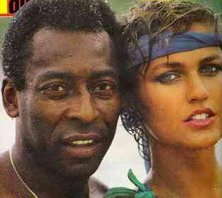 Jornalismo Coragem: Pelé e Xuxa Você Se Lembra?