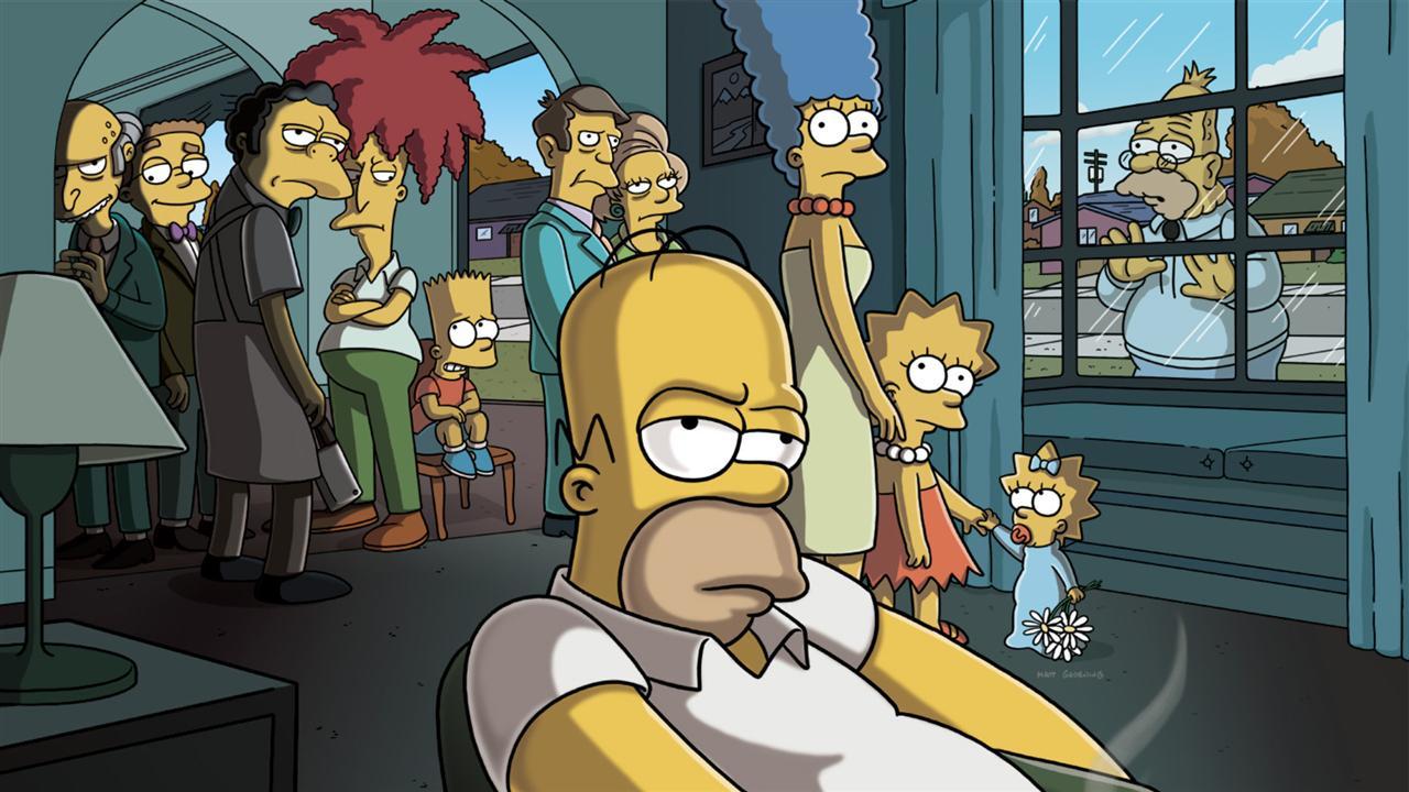 Os Simpsons Wallpaper 3d Blog Do Toninho Os Simpsons