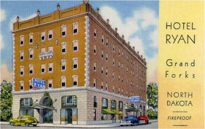Postcard Hotel Ryan