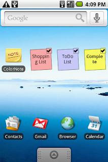 Social & Mobile, Inc : ColorNote : Android Notepad App