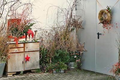 dekoger mpel sonnige weihnachtszeit. Black Bedroom Furniture Sets. Home Design Ideas