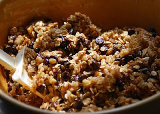 Granola Bars, homemade, cookies and candy, grocery, snacks