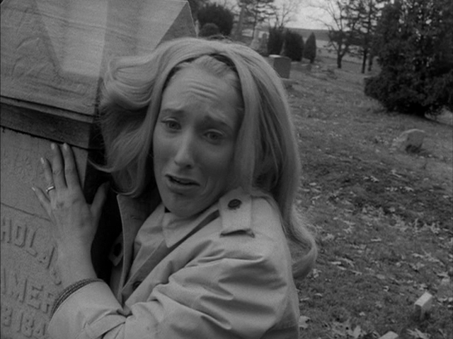 The Graveyard Scene From NIGHT OF THE LIVING DEAD