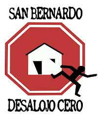 San Bernardo Desalojo CERO
