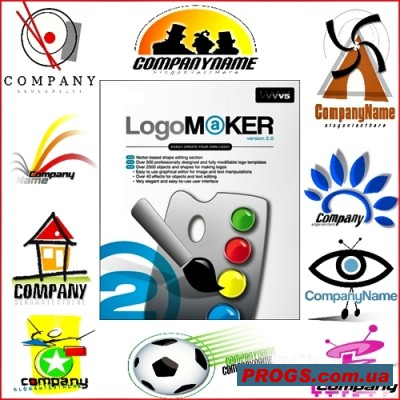 belajar membuat logo profesional blog laskar pelangi
