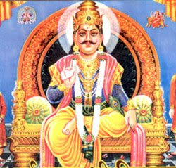 Chitra Pournami 2018 April 30 - Birthday of Chitragupta