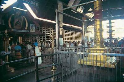 Guruvayur Temple Architecture