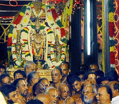 Vaikunta Ekadasi Festival