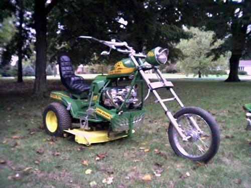 Moto cortador de grama