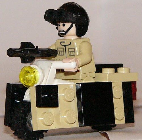 Moto Lego