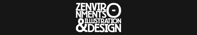 Zenvironments Illustration, Art & Design