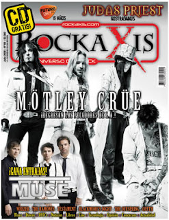 Revistas – Rockaxis