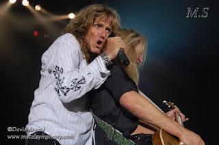 Conciertos – Whitesnake en Barcelona