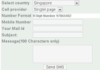 The-Online-Quest: Send SMS Via The Web For Free