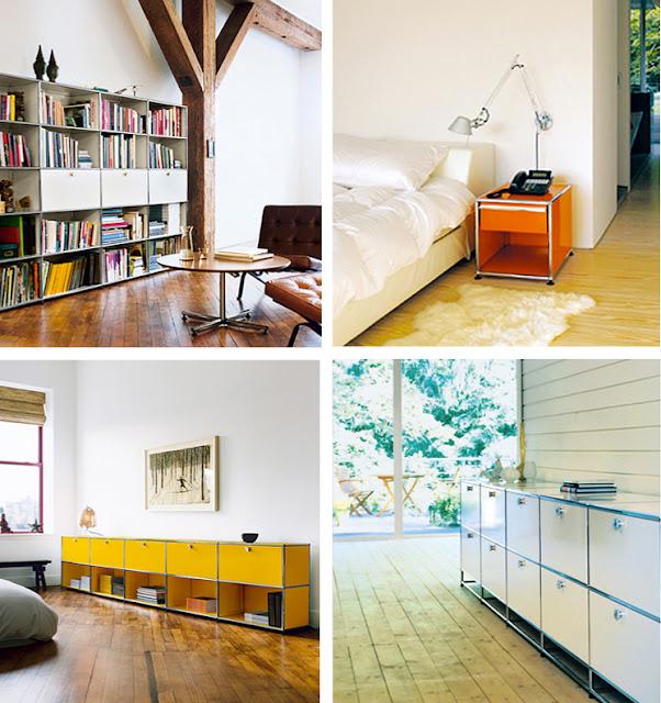 usm haller orange latest usm haller e desks usm with usm haller orange excellent usm haller. Black Bedroom Furniture Sets. Home Design Ideas
